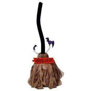 Halloween Dancing Broom