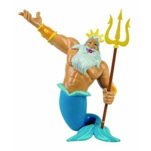 King Triton Costume
