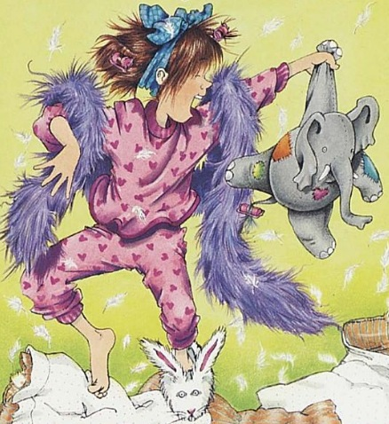 Junie B. Jones Pajama Costume