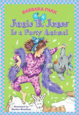 Junie B Jones Pajama Costume
