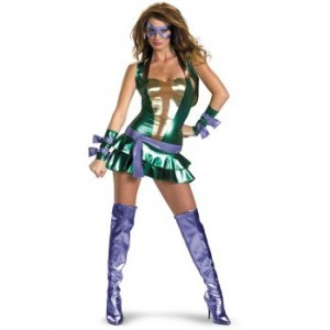 Ninja Turtle Costumes for Women