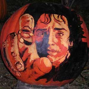 Lord of the Rings Pumpkin Carving Designs