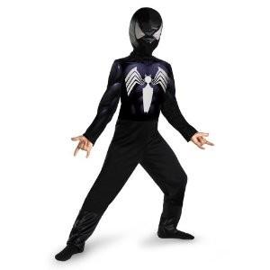 Black Spiderman Costumes