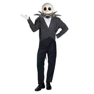 Jack Skellington Costume