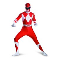 Red Power Ranger Costumes