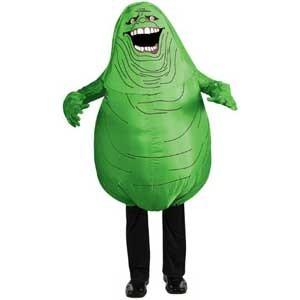 Slimer Costume