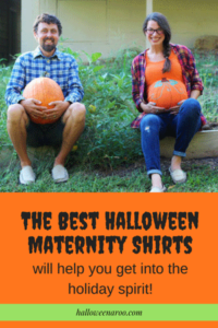 Best Halloween Shirts For Maternity