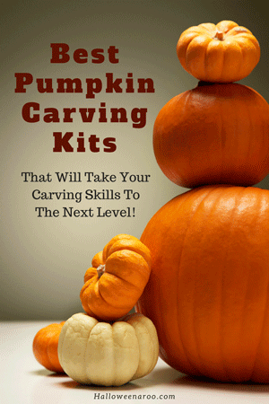 This collection of pumpkin carving kits are for professional results, perfect for making the ultimate design for Halloween!