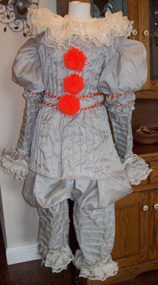 Cosplay Pennywise Costume