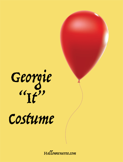 "This article will show you all the items you need for a Georgie ""It"" costume, based on Stephen King's horror story."