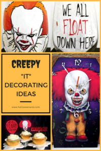 Stephen King's 'It' Decorating Ideas