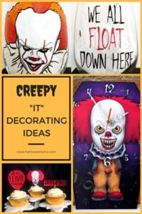 Stephen King's 'It' Decorating Ideas